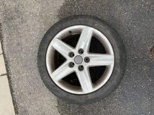 "Set of 4 Audi A4 17"" Rims - 550 OBO"