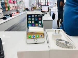 iPhone 7 256gb silver 3 months apple warranty unlocked
