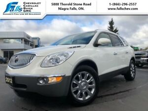 2012 Buick Enclave CXL  NAV,DVD,HEATED  COOLED,POWER LIFTGATE