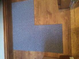 Forbo steel colour, new carpet tiles