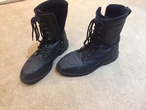 -Motorcycle boots