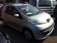 2008 08 PEUGEOT 107 URBAN 32000 MILES SERVICE HISTORY