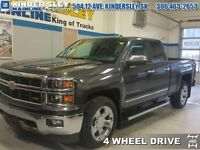 2014 Chevrolet Silverado 1500 LTZ   - Low Mileage
