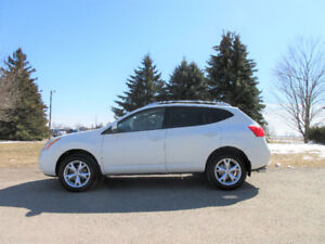 2008 Nissan Rogue SL AWD- 4 BRAND NEW TIRES!!  ONLY $7950