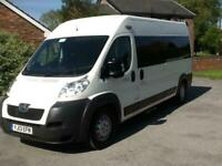 63 Reg Peugeot BOXER 435 L3H2 HDI LWB SUIT MOTOR HOME CONVERTION AIRCONDITIONING