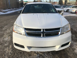 2012 DODGE AVENGER SE HAS JUST 116614 KMS !