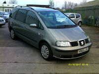 Seat Alhambra 2.0 2005MY Reference