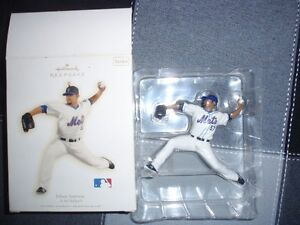 HALMARK KEEPSAKE (BOXED) JOHAN SANTANA ORNAMENT FOR SALE!!!