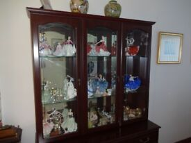 Display Cabinet free to collector