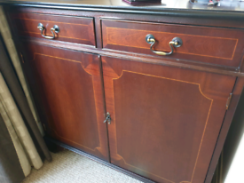 2 sideboards available