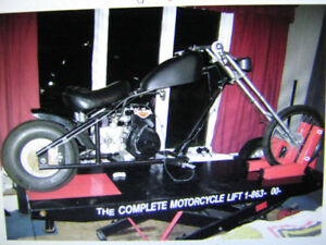 775.$-TO-DAY---**CUSTOM CHOPPER  MiNi-BiKE***
