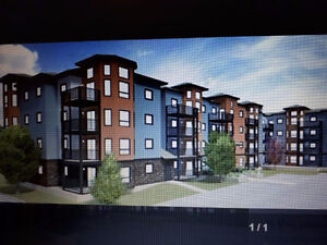 2 Bed 2 Bath U/G heated parking at Silver Berry Road