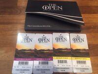 British Open - Champions Club Tickets