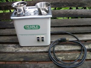 Ultrasonic Cleaner Unit with accessories for sale