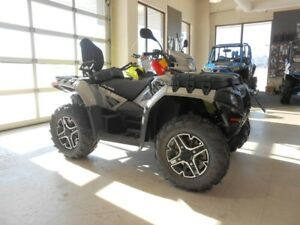 2018 Polaris Sportsman Touring XP 1000 Turbo Silver