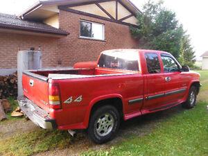 2000 Silverado 1500 Pickup Truck, Trade For Civic!