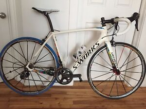 velo s-works edition speciel precque neuf taille 56cm Nego