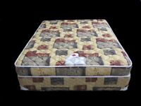 Back To School Sale Twin Coil RBDQ Deluxe Quilt Mattress & Box