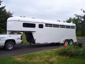 Maplelawn Horse/ATV/etc Trailer/Camper - No hook-ups required!