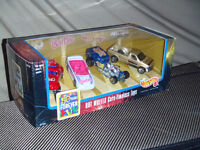 Hot Wheels Cars Timeless Toys 'R' Us 50 Years Forever 4 car set