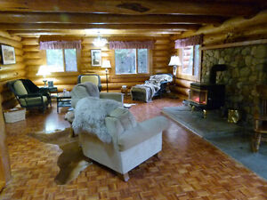 log house for sale Revelstoke British Columbia image 6
