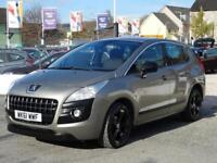 2011 Peugeot 3008 1.6 e-HDi FAP Sport SUV EGC 5dr