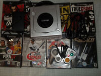 Gamecube console in good working condition+ accessories