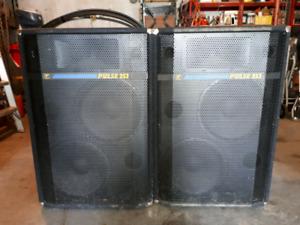 Yorkville pulse 253 Speakers