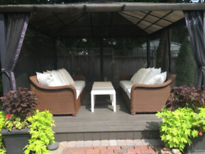 Pottery Barn Indoor Outdoor Furniture