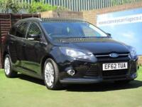 2012 Ford Focus 1.6 TDCi ECOnetic Titanium 5dr