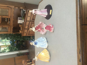 Royal Daulton Figurines