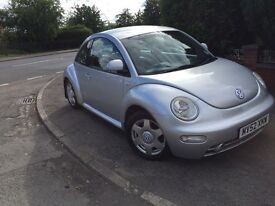 Automatic Beetle with 12 months mot with lots of history very good condition ready to go