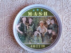Mash Commemorative Plate---1982 by Royal Orleans