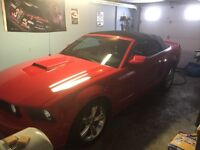 2007 Mustang GT convertible ROUSHCHARGED