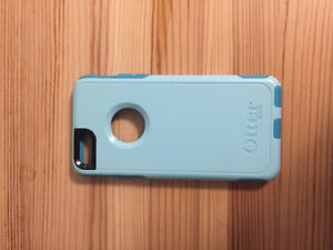 Blue otterbox for iPhone 6/6s