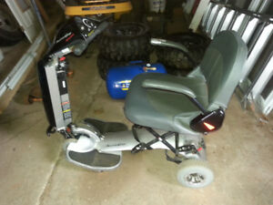 Auto Go Vision Mobility Chair