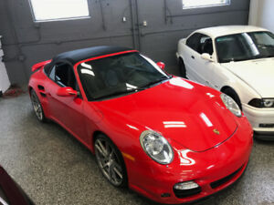 ***2009 Porsche 911  TURBO // MANUAL***
