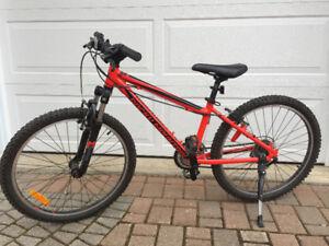Youth Mountain Bike - Rocky Mountain Edge 24