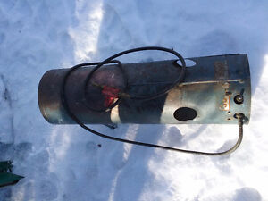 Sure flame Propane Construction  Heater
