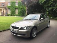 BMW 325 3.0 auto 2008, Long MOT, 1 previous owner, full service history