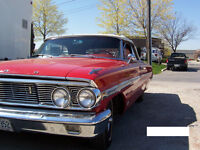 1964 Ford Galaxie 500 Convertible ~ Original Southern Car