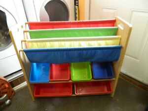 CHILDREN STORAGE BINS
