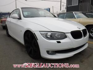 2011 BMW 3 SERIES 335I 2D COUPE 335I