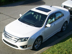 2011 Ford Fusion AWD Sport full équip