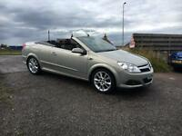 2009 Vauxhall Astra Twintop Design 1.6 (48000 miles, immaculate)