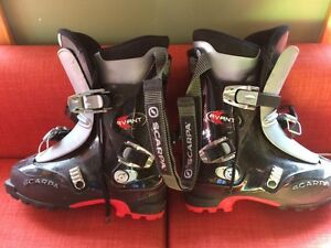 Used Scarpa Avant 29.0  11usa Touring Ski Boot
