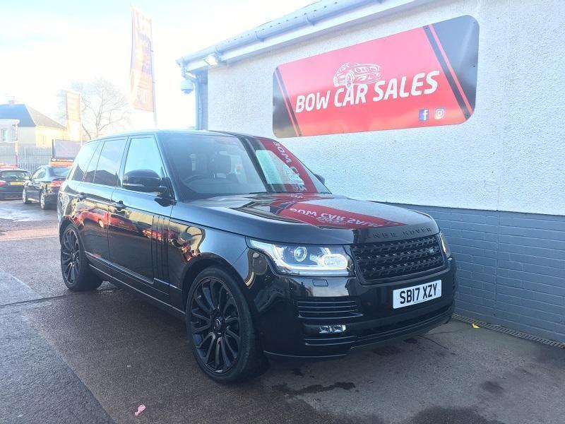 dc3e640e2a139 Land Rover Range Rover 4.4 SDV8 ( 339bhp ) 4X4 ( s s ) Auto 2017MY Vogue