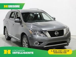 2015 Nissan Pathfinder SL AWD GR ELECT CUIR MAGS TOIT OUVRANT NA