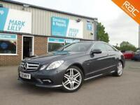 2009 Mercedes-Benz E350 3.0CDI ( 231bhp ) Auto CDI Sport COUPE DIESEL ONLY 53K