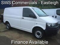 2013 (63) VW VOLKSWAGEN TRANSPORTER T30 2.0 TDI 102PS SWB DIESEL VAN LIKE CADDY